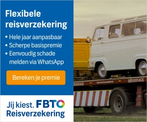 fbto flexibele reisverzekering