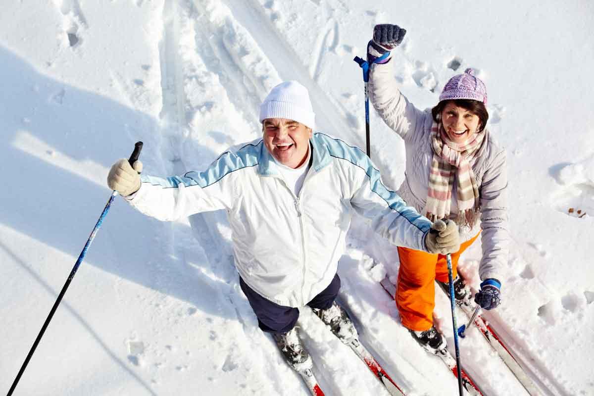 reisverzekering afsluiten voor wintersport